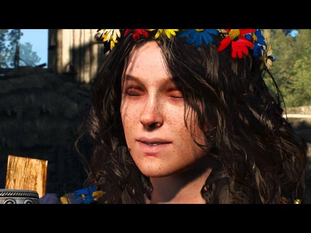 Ведьмак 3 - Каменные Сердца   Господин ведьмак - пикап мастер