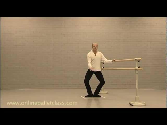 Basic Ballet Plie