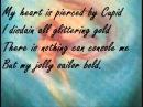 My Jolly Sailor Bold Full Lyrics