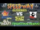 Speedway 2017 Elitserien Ćwierćfinał Rewanż Dackarna Malilla VS Eskilstuna Smederna All Heats