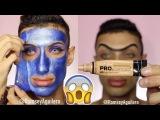 Amazing Glam Makeup Tutorials Compilation  DIY Makeup Life Hacks! Skin Care!