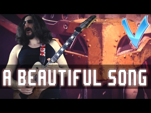 NieR Automata - A Beautiful Song Epic Metal Cover/Remix (Little V)