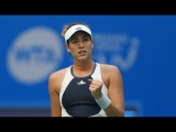 Garbine Muguruza vs Yulia Putintseva Beijing China Open 2016 R2 Highlights