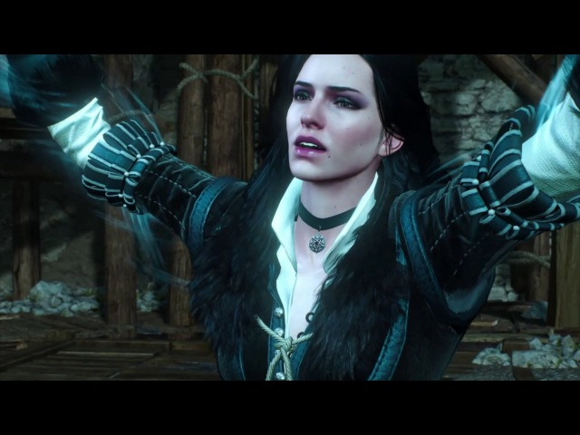 The Witcher 3 The Battle of Kaer Morhen GMV - Disturbed, Legion of Monsters (SPOILER)