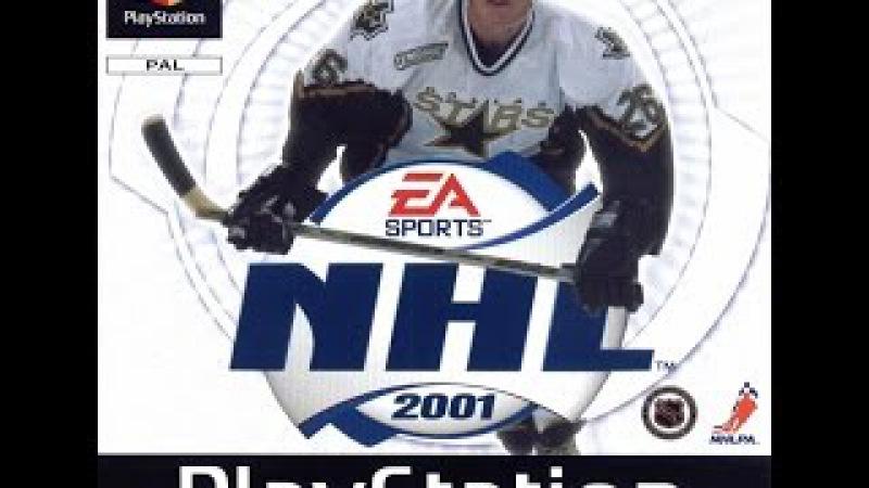 NHL (2001) (PS1) Беларусь VS Финляндия