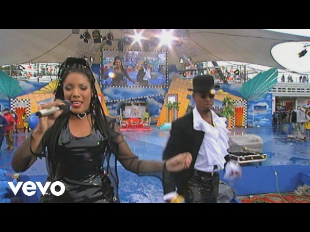 La Bouche - Be My Lover (ZDF IFA 31.08.1995)