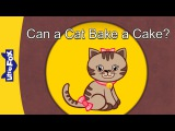 C' words Can a Cat Bake a Cake Level 3 By Little Fox