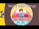 'N' words: Nick's New Things | Level 3 | By Little Fox
