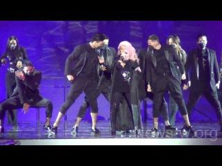 Christina Aguilera - live Moscow, Kremlin Palace, 7.12.2016