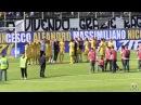 Il Frosinone saluta la Serie A tra gli applausi del Matusa