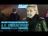 Phantogram channels Courtney Love, kicks off season 8 of A.V. Undercover