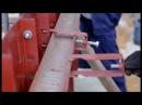 Скользящая опалубка ПСК - демонстрация скорости системы и возможности формиров
