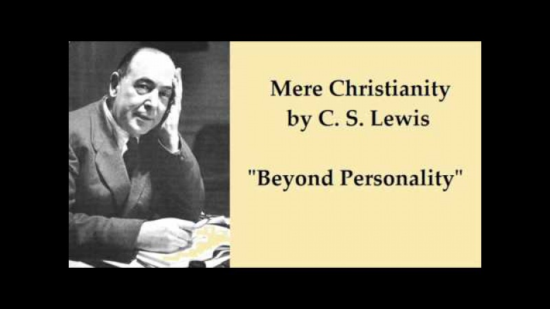 Beyond Personality - C. S. Lewis