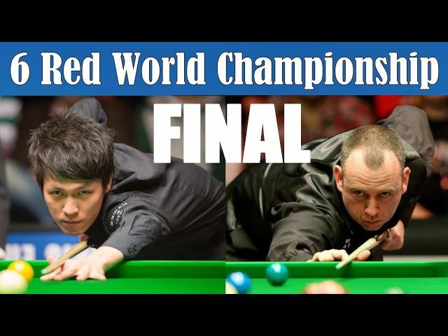 Thepchaiya Un Nooh เทพไชยา อุ่นหนู Vs Mark Williams Final Snooker 6 Red World Championship 2017