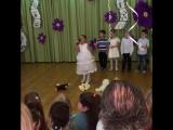 Выпускной Самиры в детском саду