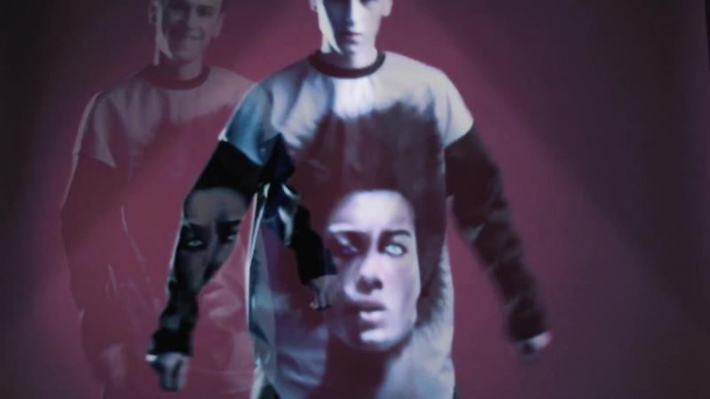Akellabo Очень стильное и яркое видео Bacstage с фотосессии российского дизайнера AkelaBo