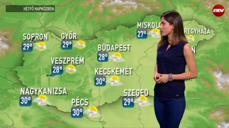 Прогноз погоды (ATV [Венгрия], 19.06.2017)