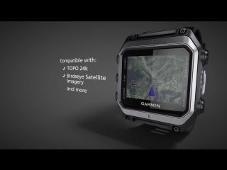 Garmin epix™_ The Color Map you Wear on Your Wrist