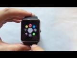 Умные смарт часы с сим картой IOS и Android Smart Watch GT08 часы
