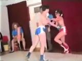 Festelle Miranda vs Bindi boxing
