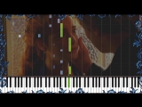 HOW TO PLAY TITANIC Main Theme (My heart will go on) Piano Tutorial (Synthesia)