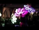 Световое шоу Амазонки Шоу проект САМУМ г Нижневартовск Мегион Стрежевой Сургут
