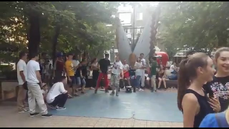 Donetsk Summer Jam | Krump Session