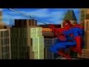 Человек паук 1994 Spider Man The Animated Series Вторая Заставка Заставки Intro