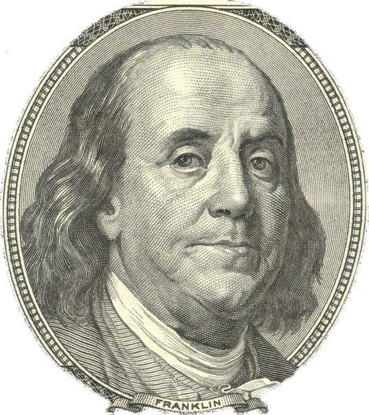 У Бенджамина Франклина был план достижения морального совершенства за