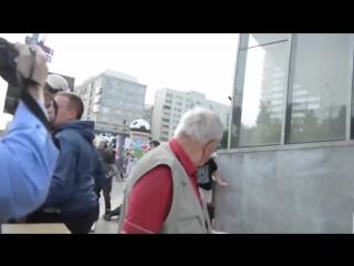 Российские Фанаты Избили Поляков за Русска Курва - Драка Российских Фанатов