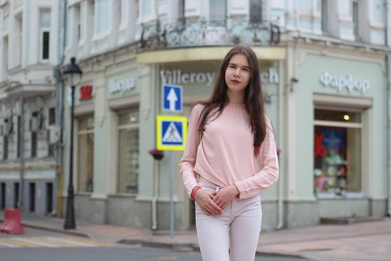 Оля Стародубова   Москва