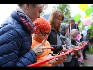 Дети, спасенные пермяками, открыли фотовыставку о чудесах