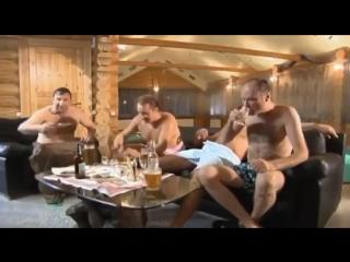 Отдых в бане... и девушки :)