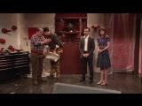 Новая игровая комната Кристиана Грея (Дакота Джонсон) - Saturday Night Live