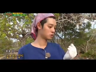 04.11.16 Law of the Jungle ep.2 @ JJY cut #5