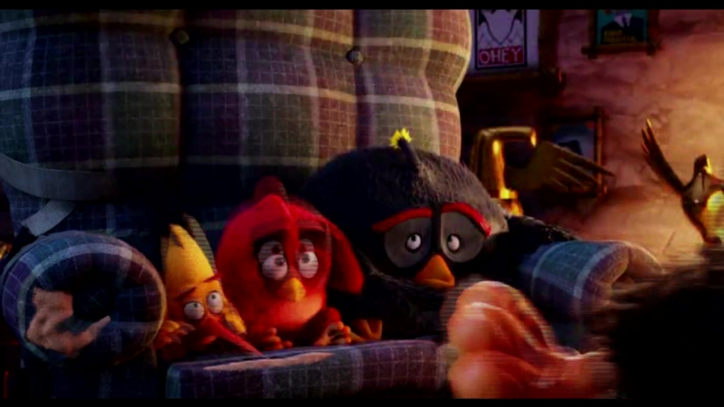 Злые парни Куплинов Алекс Позитив Олег Брейн Angry Birds озвучка