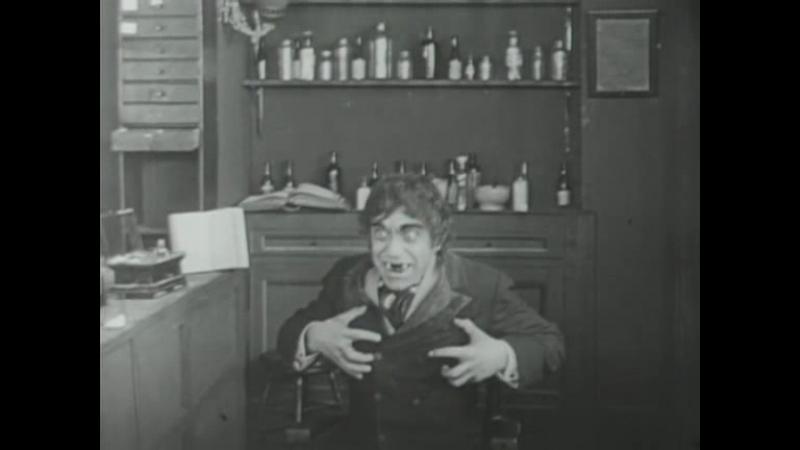 Доктор Джекилл и Мистер Хайд (1912) - Dr. Jekyll and Mr. Hyde original sub rus
