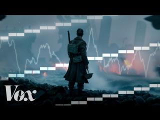 ЖЮ-перевод: звуки, делающие «Дюнкерк» напряжённым