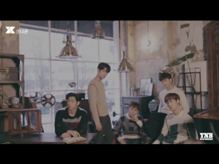 [VK] 크나큰(KNK) - KNOCK (Behind The Scenes)