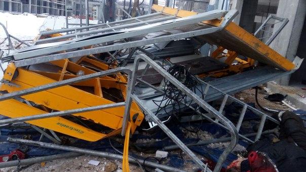 Вкалужском Обнинске настройке погибли двое человек