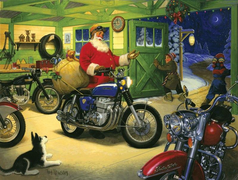 Мото открытка с новым годом, пасха