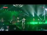 Оля Полякова &amp Green Grey - О, Боже, как больно M1 Music Awards 2016