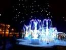 Цветные фонтаны,у Зимнего дворца