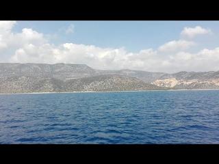 Путешествие к острову Кекова# GinzaTravel#Турция