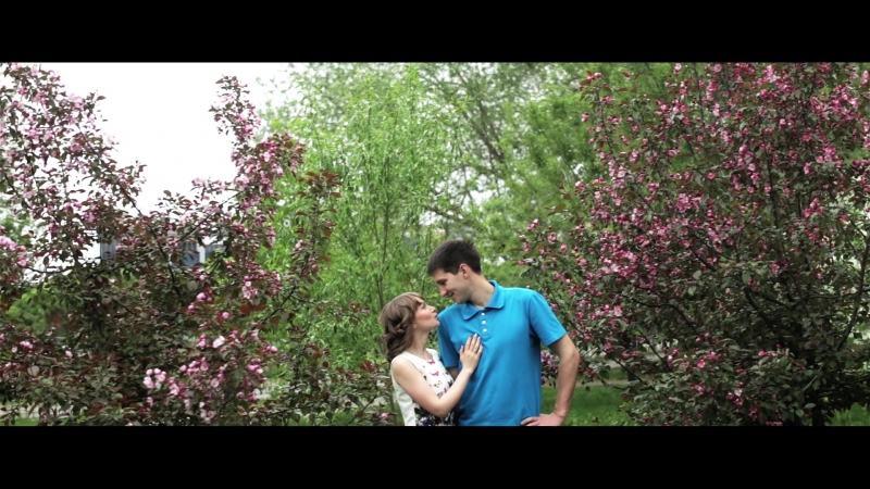 Love story Юлия и Александр Видеограф Владимир Невеский