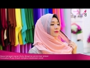 Neng Geulis Hijab Tutorial 15 Ruby Halfmoon Style 3
