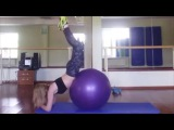 Эффективный фитбол с Еленой Никитаевой
