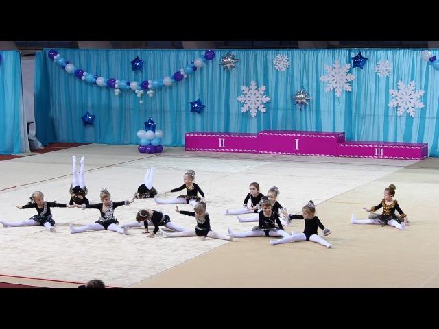 Принцесса спорта. Зимняя сказка 2017 - Минск - 24.12.2016 - 13.00 - 3