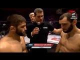 Шамиль Завуров vs Хусейн Халиев (жесткий нокаут) ГРАН ПРИ АХМАТ