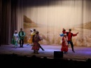 татарский народный танец - Танцевальный коллектив Сибай (филармонии)